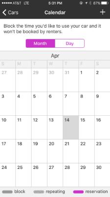 How Do I Block Off Time On My Car S Calendar Getaround Help Center